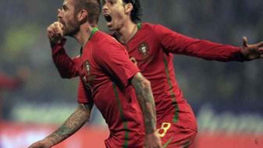 Portugal sobrevive sin Cristiano y vuelve a ganar en Bosnia para estar en el Mundial