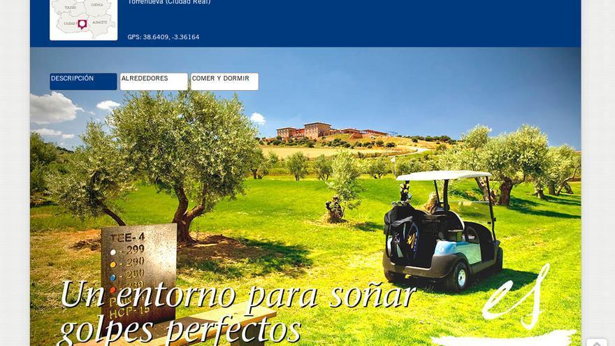 """Imagen promocional de """"La Caminera Golf"""""""