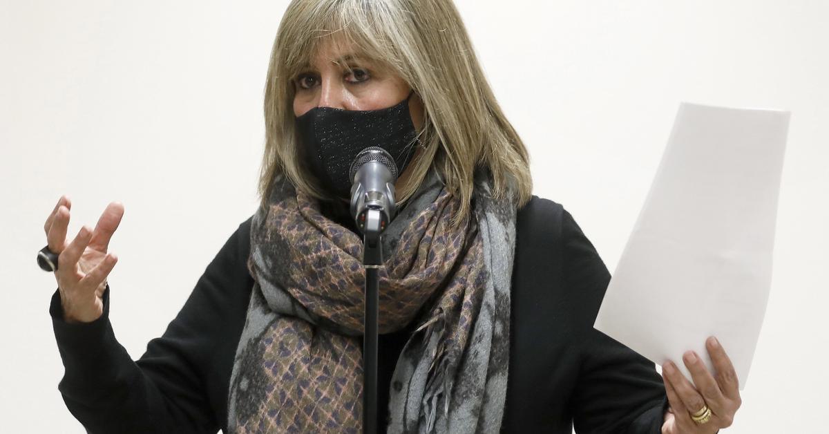 La jueza imputa a Núria Marín por el desvío de fondos del Consell Esportiu de L'Hospitalet