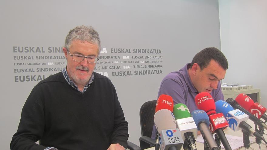 """Muñoz cree que """"todo esta acordado"""" para dar entrada a """"capital privado"""" en Kutxabank"""
