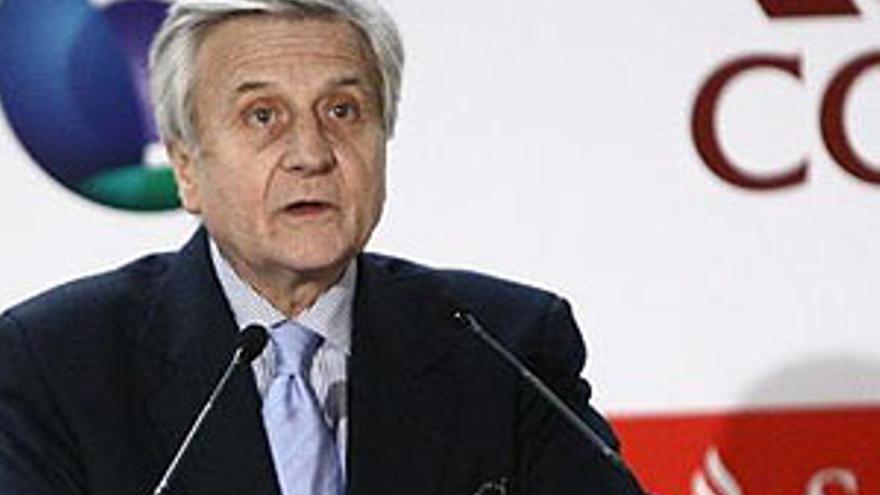 Jean Claude Trichet.