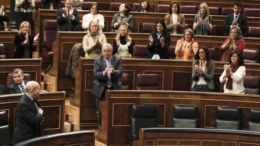 El Congreso rechaza la petición de reprobación a Wert