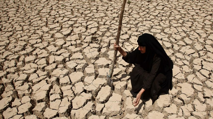 La sequía provocó el desplazamiento de más de un millón y medio de sirios