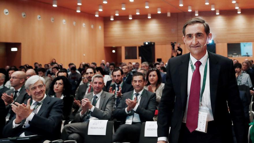 Emilio Sáenz deja sus funciones como presidente de Volkswagen Navarra