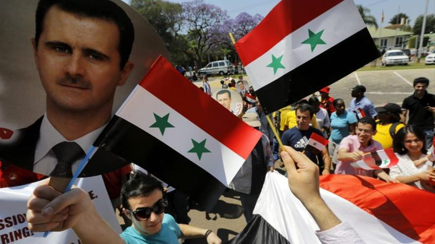El régimen sirio asegura haber matado a 50 rebeldes al norte de Damasco