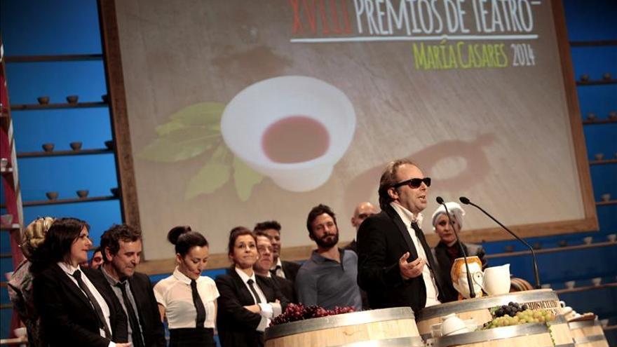 La compañía gallega Chévere, Premio Nacional de Teatro 2014