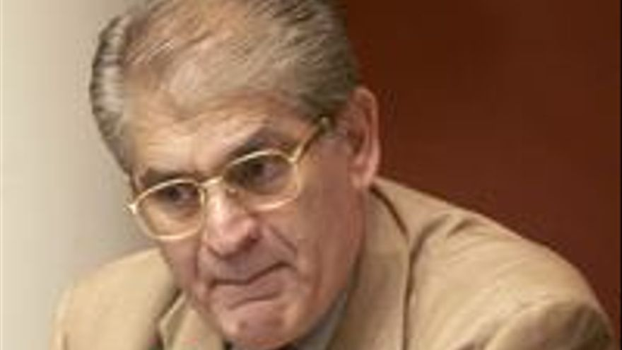 Manuel Fernández, secretario general del PP de Canarias.