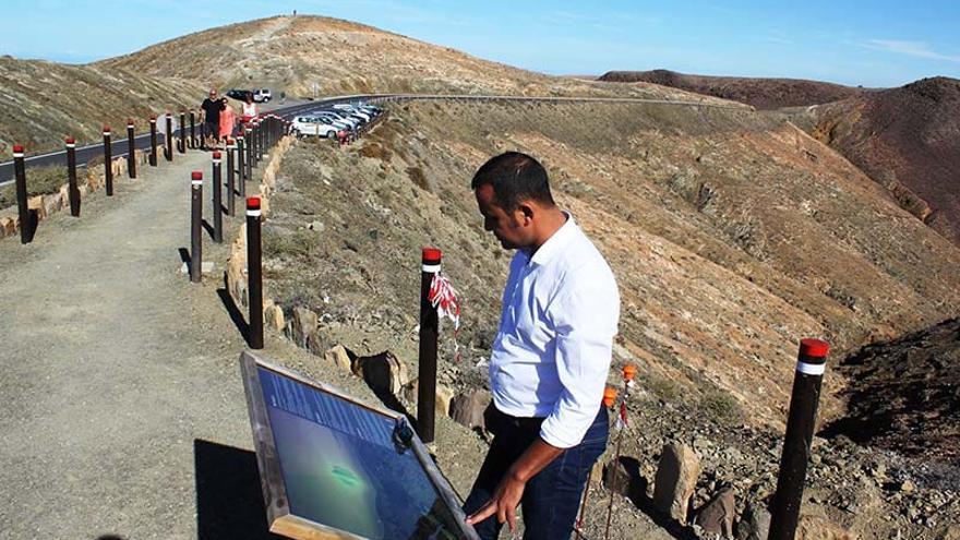 Fuerteventura tendrá operativo a principios de diciembre su primer mirador astronómico, ubicado en Sicasumbre, en Pájara.