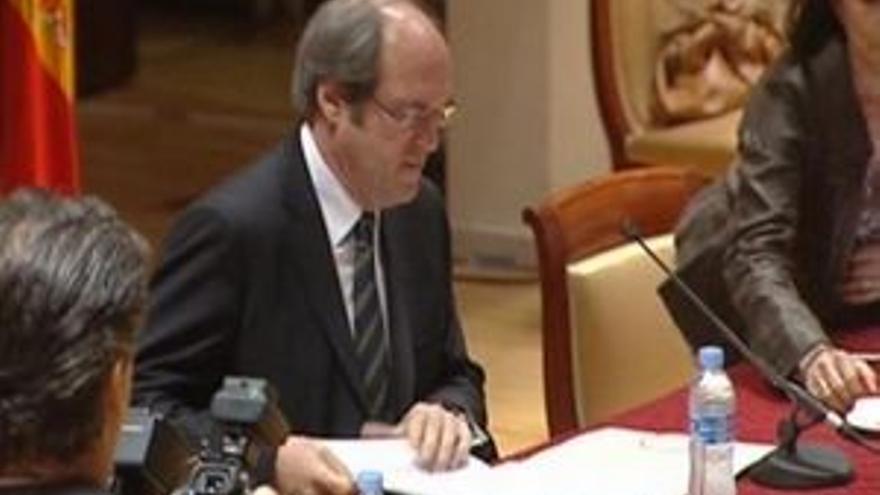 El ministro de Educación, Ángel Gabilondo. (EUROPA PRESS)