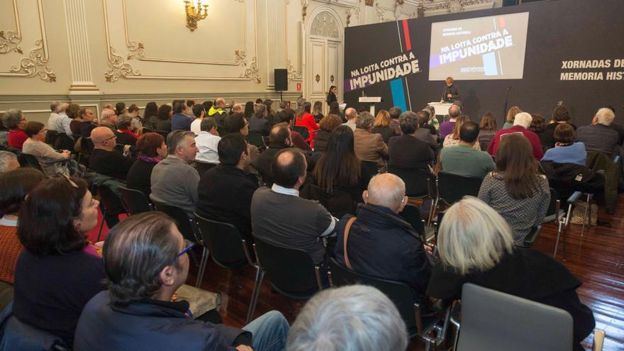 Jornadas 'Na loita contra a impunidade' celebradas este fin de semana en Pontevedra