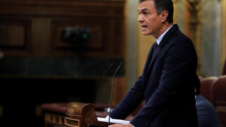 Sánchez pide a la oposición que deje el bloqueo y permita un gobierno progresista