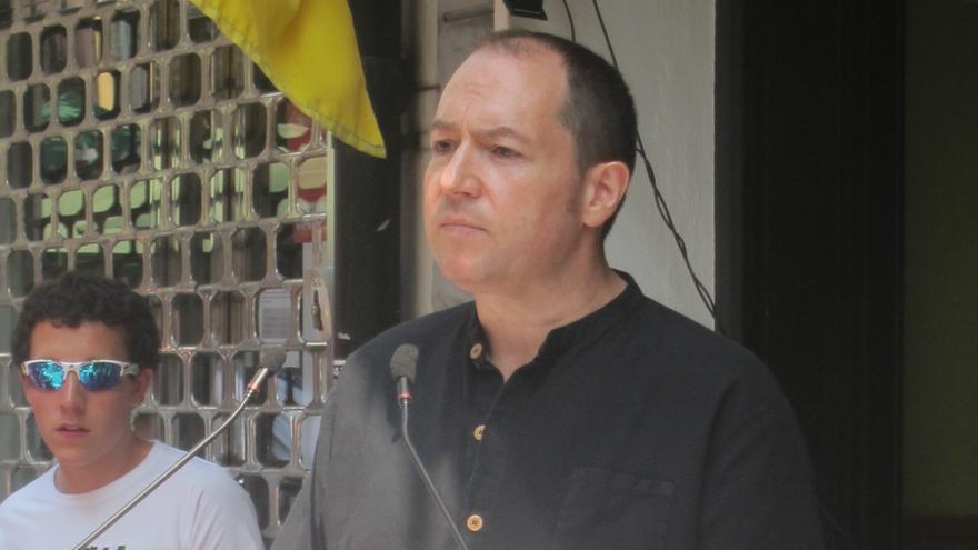 """Pernando Barrena (Sortu) acusa al PNV de haber sido un agente """"violento"""" dentro del conflicto"""