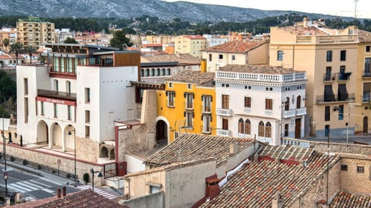 La ayuda primará barrios como el de la Vila de Ontinyent.