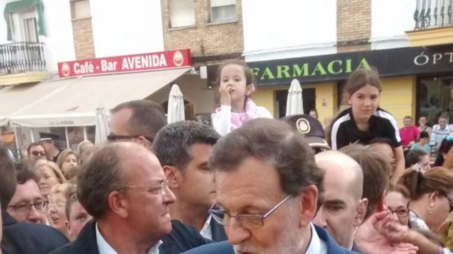 Rajoy profesores religion Monago Extremadura