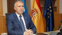 El presidente de Canarias pedirá el paso a la fase 3 de La Gomera, El Hierro y La Graciosa
