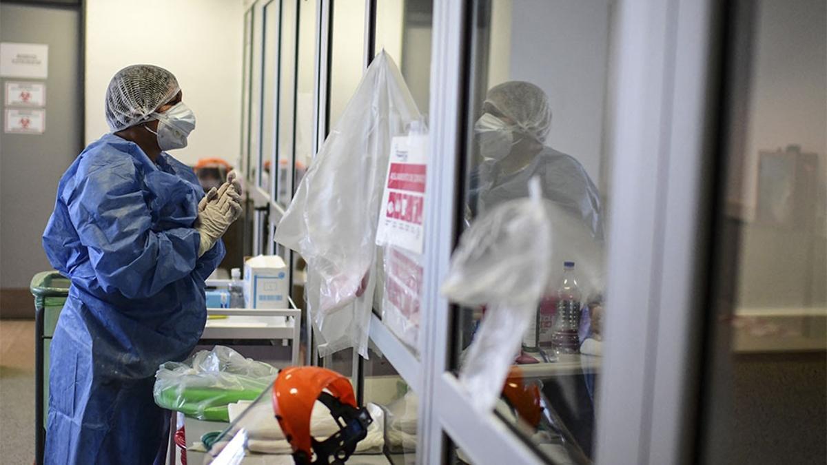 Autoridades celebran que en las últimas semanas no han tenido enfermos por coronavirus en las terapias.
