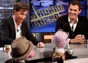 """Así fue la entrevista más """"frívola"""" a Albert Rivera, en 'El Hormiguero'"""