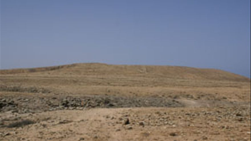 La Montaña de Tebeto. (CANARIAS AHORA)