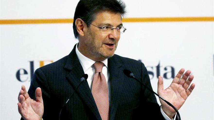 "Catalá rechaza las ""tesis conspirativas"" contra Moix en relación al caso Lezo"