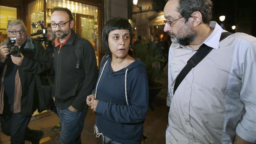 La CUP dice que la victoria de las izquierdas exige un candidato alternativo a Mas
