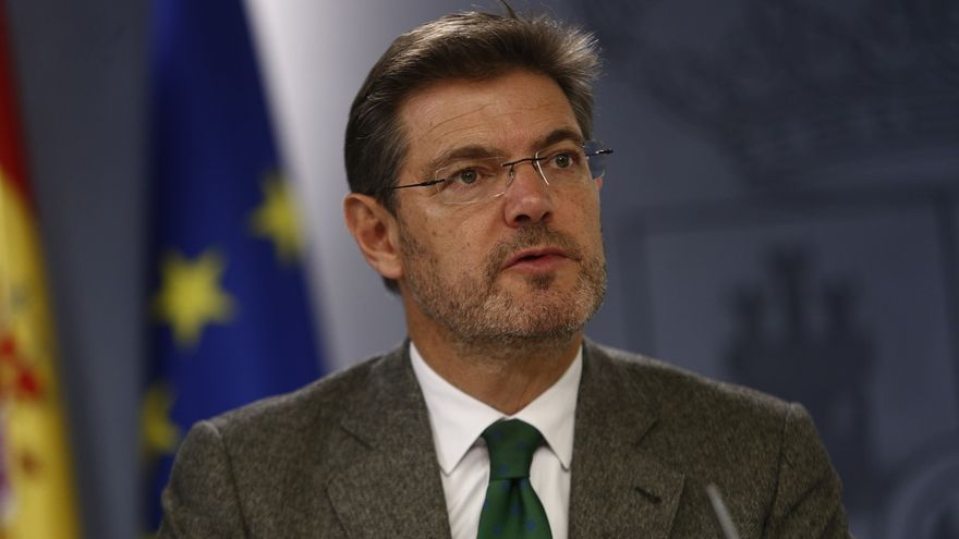 """Catalá dice que una resolución independentista de un Ayuntamiento """"no es un ejercicio de libertad de expresión"""""""