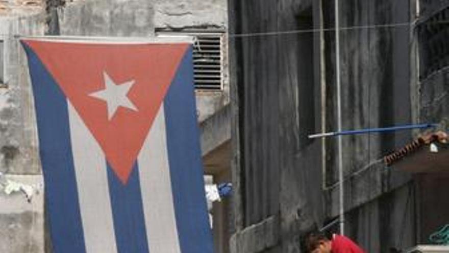 Cuba bandera