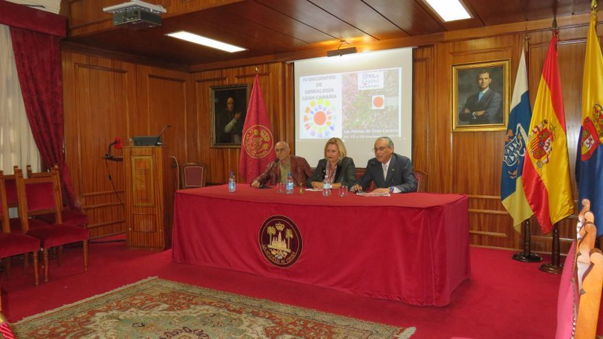 Fotos IV Encuentro Genealogía Gran Canaria