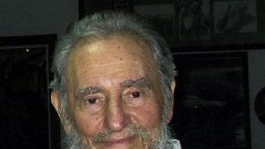 Fidel Castro. (EUROPA PRESS)
