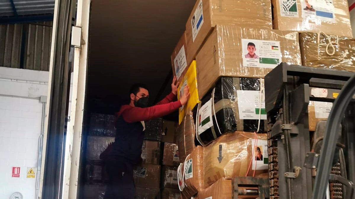 Material preparado por la Federación de Asociaciones Solidarias con el Sáhara de Andalucía.