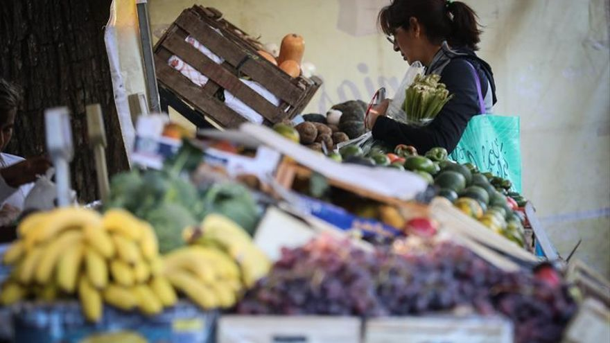 Los precios de los alimentos suben en abril a su nivel más alto desde junio