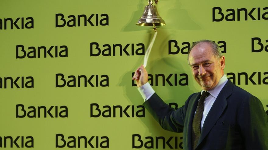 El juicio por la salida a Bolsa de Bankia se reanuda mañana con la comparecencia de Rato