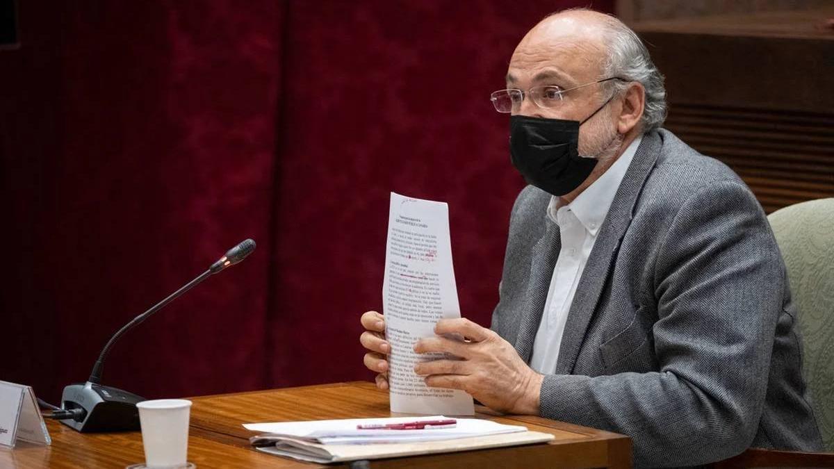 El periodista Francisco Pomares