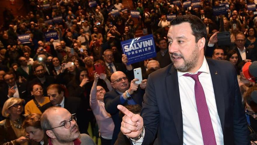 El proceso a Salvini por bloquear el Open Arms se pospone por una cuarentena