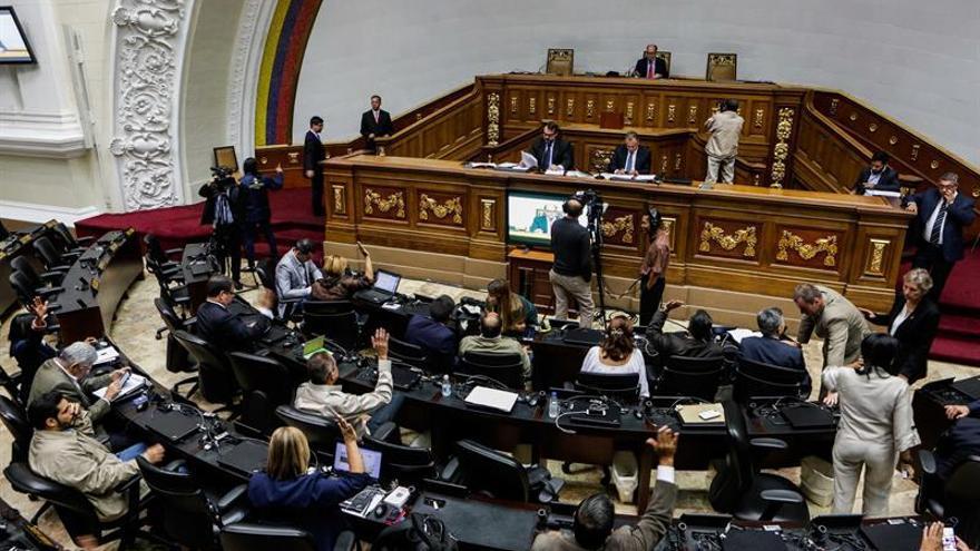 El Parlamento venezolano convoca un referendo sobre la Constituyente el 16 de julio