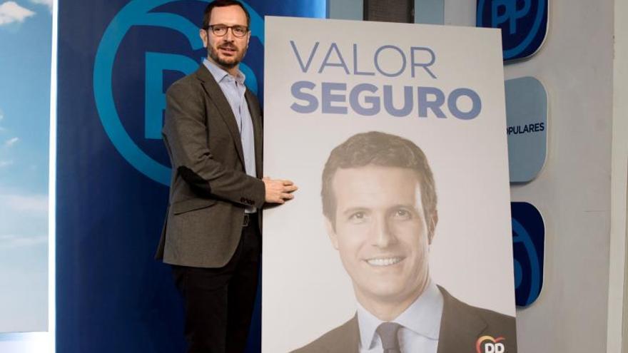 """""""Valor seguro"""", lema de campaña del PP para las elecciones generales"""