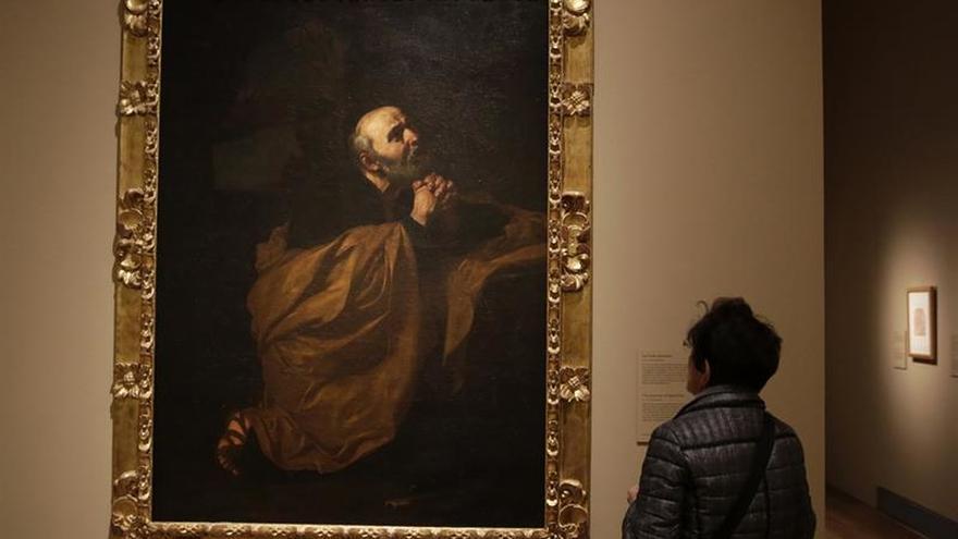 El Prado reivindica la maestría como dibujante de Ribera