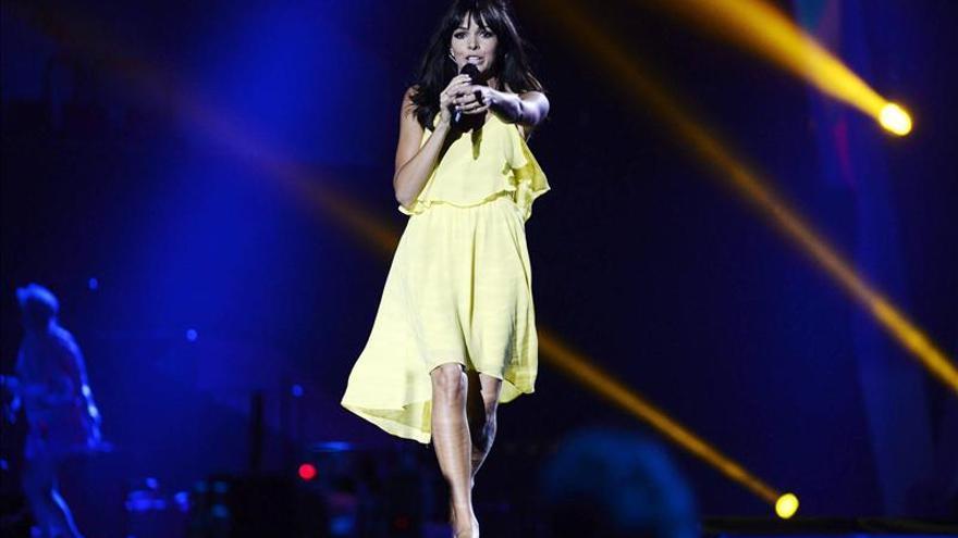 Raquel del Rosario desafiará a la suerte vistiendo de amarillo en Eurovisión