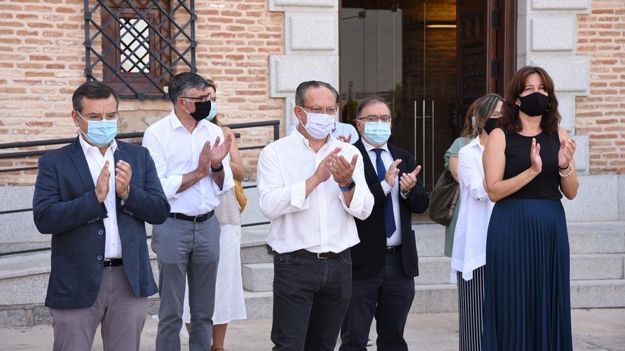 La región se vuelca en la condena del último asesinato machista registrado en Castilla-La Mancha