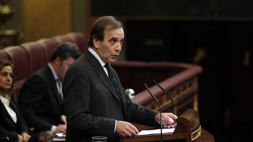 El homenaje al socialista Toño Alonso reúne hoy en el Congreso a Santamaría, Carmena, Erkoreka y al fiscal general