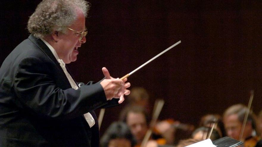 Muere a los 77 años James Levine, histórico director musical de la Met Opera