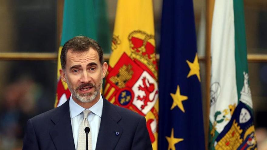 El Rey recibe hoy un premio por su aportación a la comunidad judía en Europa