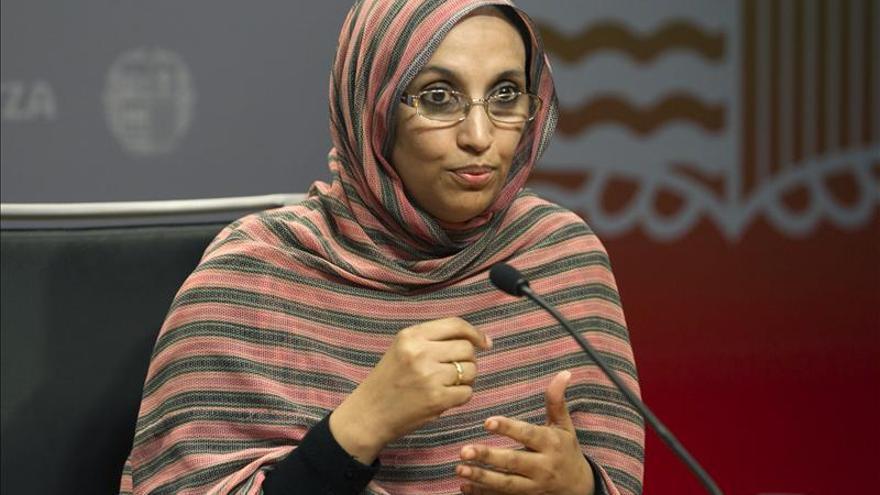 """Haidar denuncia en la Audiencia Nacional torturas """"sistemáticas"""" de Marruecos en Sáhara"""