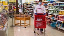 La pandemia deja aumentos de precios en varios supermercados, con picos de hasta el 16% en las bebidas