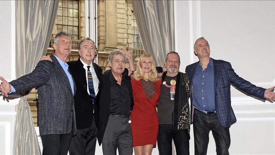 El grupo Monty Python vuelve a escena en julio de 2014