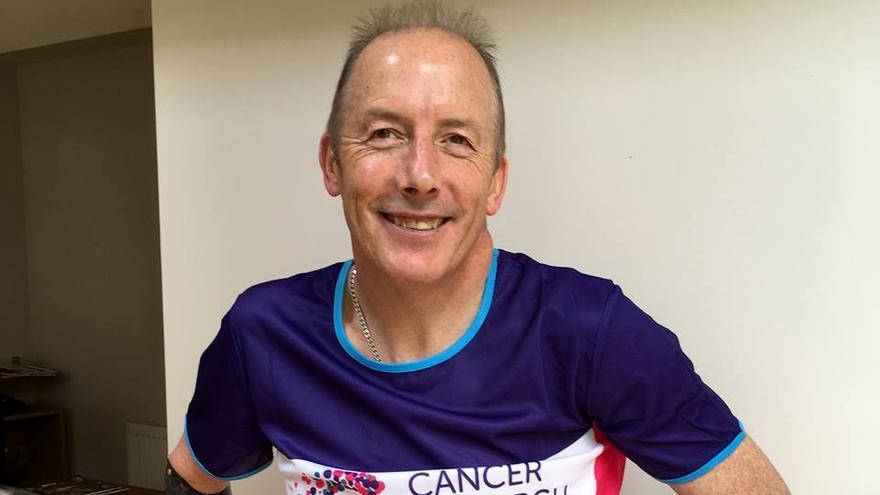 Kevin Evinson es uno de los participantes por el equipo del Imperial College de Londres