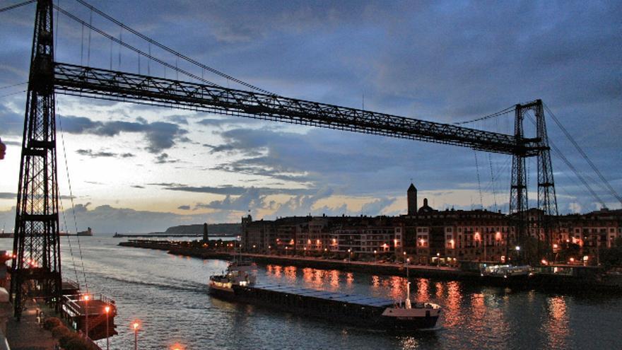 Bilbao, Puente Bizkaia, País vasco