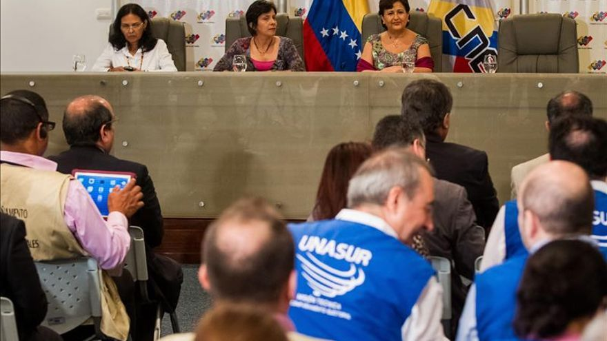Ente electoral venezolano informará hoy sobre escaños que faltan por definir