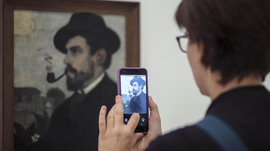 """Torres-García, el """"último vanguardista"""" que deseó salvar al mundo con el arte"""