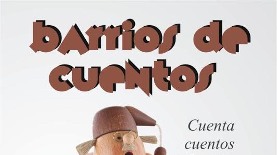 Carte de la iniciativa 'Barrios de Cuentos'.