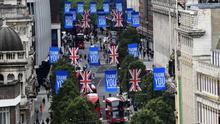 El Reino Unido registra 359 muertes por COVID-19 y 1.871 nuevos contagios